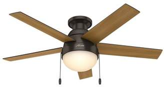 "Hunter Fan 46"" Anslee 5-Blade Ceiling Fan"