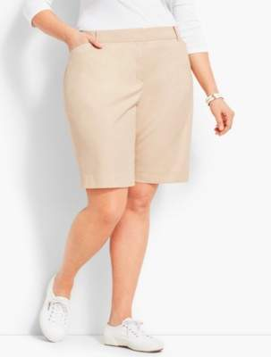 "Talbots 10 1/2"" Perfect Short - Curvy Fit"