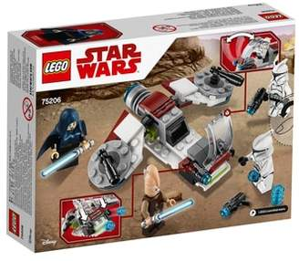 Lego Jedi(TM) and Clone Troopers(TM) Battle Pack - 75206