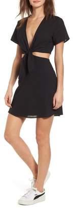 Lush Emily Cutout Minidress