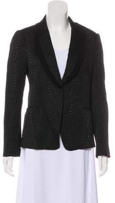 Diane von Furstenberg Ofelia Textured Blazer