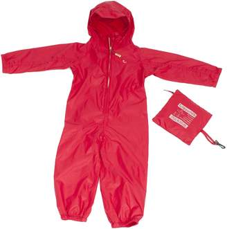 Hippy Chick Hippychick Waterproof Packasuit - 3-4yrs - Red