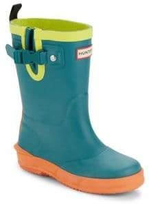 Hunter Toddler's& Kid's Davidson Rubber Rain Boots