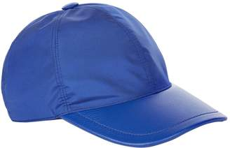 Stefano Ricci Leather Baseball Cap