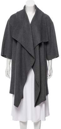MICHAEL Michael Kors Longline Open Front Jacket
