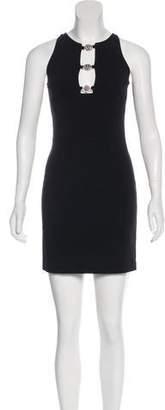 Versus Embellished Mini Dress w/ Tags
