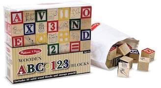 Wooden ABC - 123 Blocks