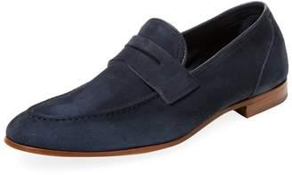 Antonio Maurizi Men's Suede Loafer