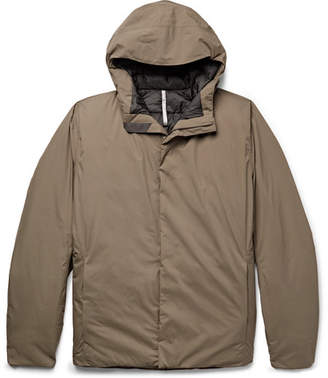 Arcteryx Veilance Arc'teryx Veilance Anneal Gore Windstopper Hooded Down Jacket