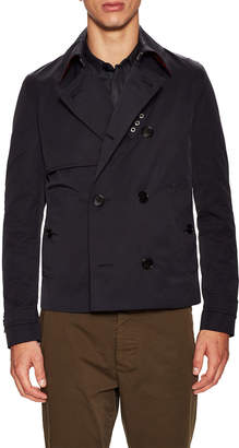 Christian Dior Caban Court Jacket