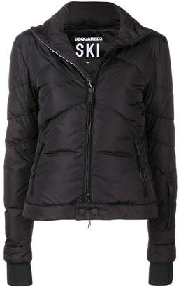 DSQUARED2 classic puffer jacket