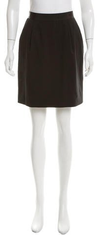 Kate Spade New York Bow-Embellished A-Line Skirt