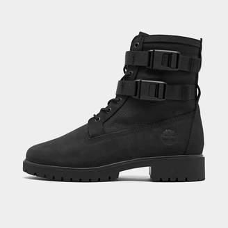 Timberland Women's Jayne 6 Inch Buckle Waterproof Boots