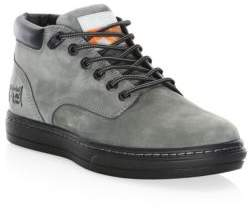 Timberland Men's N. Hoolywood x Disruptor Soft Toe Chukka Boots - Grey - Size 10 M