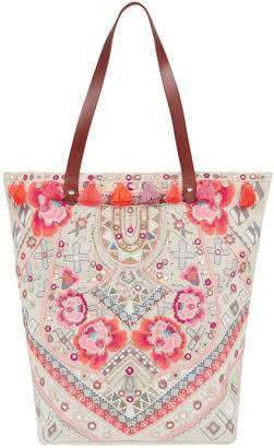 Accessorize Sophie Wow Floral Tote Bag