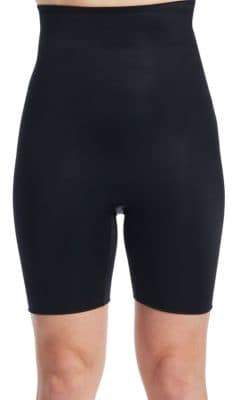 Spanx Plus Power Conceal-Her High-Waisted Mid-Thigh Short