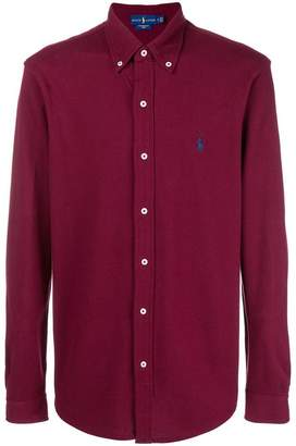 Ralph Lauren classic collared shirt