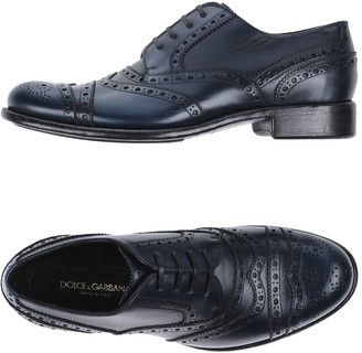 Dolce & Gabbana Lace-up shoes - Item 11221064BF