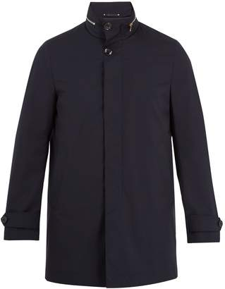 Paul Smith Detachable-lining wool coat