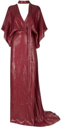 Roland Mouret Duval V-Neck Gown