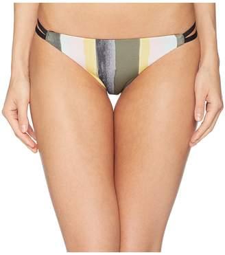 Hurley Quick Dry Resin Surf Bottom Women's Swimwear