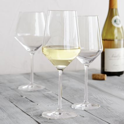 Schott Zwiesel Pure Light-Bodied White Wine Glasses