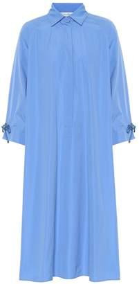 Max Mara Molina cotton shirt dress