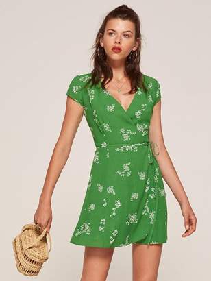 Reformation Oyster Dress