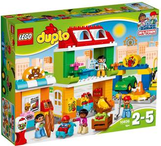 Lego Duplo My Town Town Square