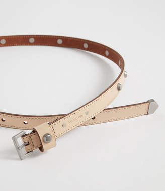 AllSaints Aimee Leather Belt