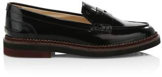 Tod's Light Rubber Sole Loafers