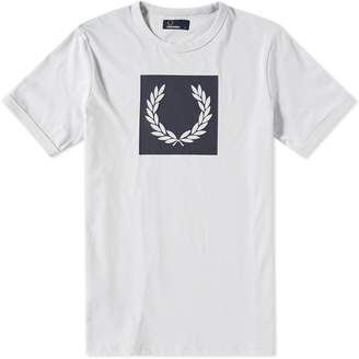 Fred Perry Authentic Printed Laurel Wreath Tee
