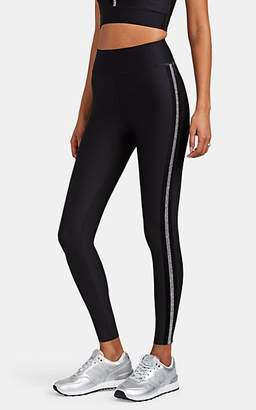ULTRACOR Women's Tux Crystal-Embellished Leggings - Black