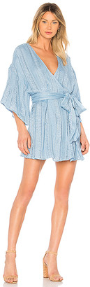 Graziella Sundress Robe Dress