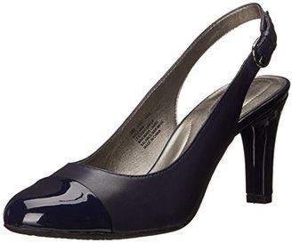 Bandolino Women's Levani Dress Sling Back Heel $59 thestylecure.com