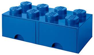 Lego 8 Stud Storage Drawer, Blue