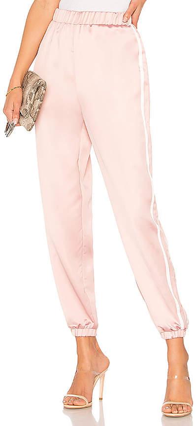 Nola Double Strip Track Pant