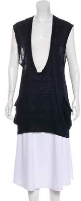 Inhabit Scoop Neck Sleeveless Top
