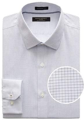 Banana Republic Camden Standard-Fit Non-Iron Check Shirt