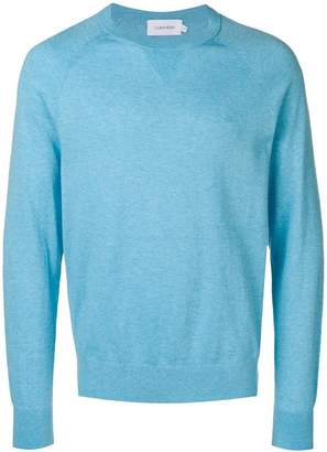 Calvin Klein knit crew neck sweater