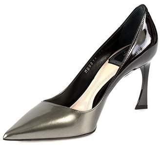 Christian Dior Women's Graded Patent Calfskin Pump