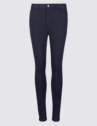 Marks and Spencer Mid Rise Super Skinny Jeans