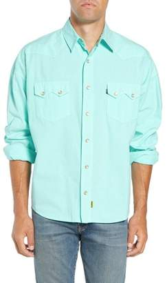 Levi's LEVIS MADE AND CRAFTED Made & Crafted(TM) Regular Fit Western Shirt