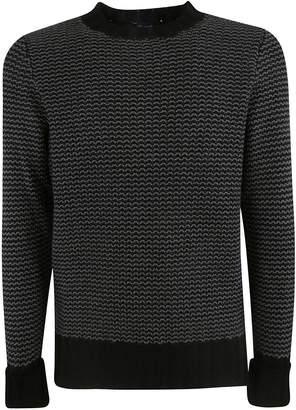 Drumohr Patterned Sweater