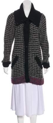Rag & Bone Wool-Alpaca Blend Knit Cardigan