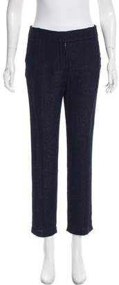Louis Vuitton Mid-Rise Pants