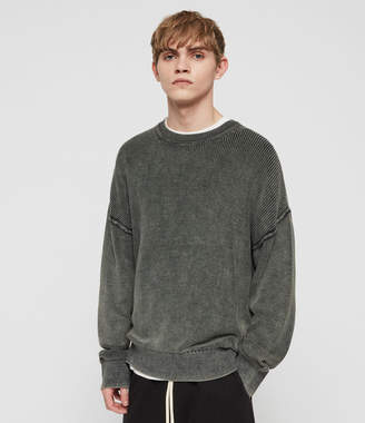 AllSaints Bleach Crew Sweater