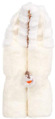 Swankie Blankie Plush Hooded Towel