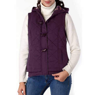 Asstd National Brand Quilted Hooded Vest