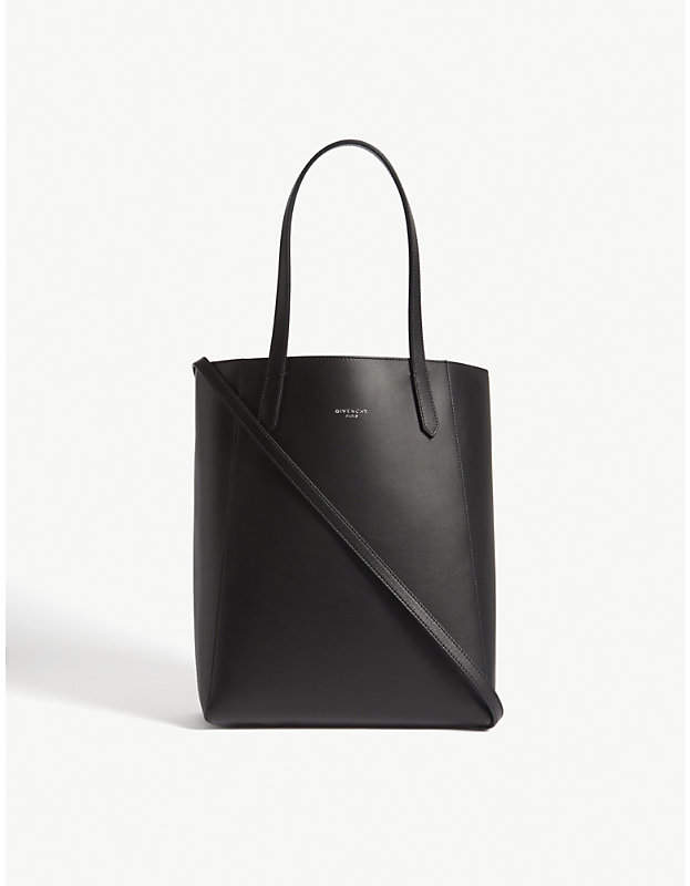 Givenchy Logo reversible leather tote